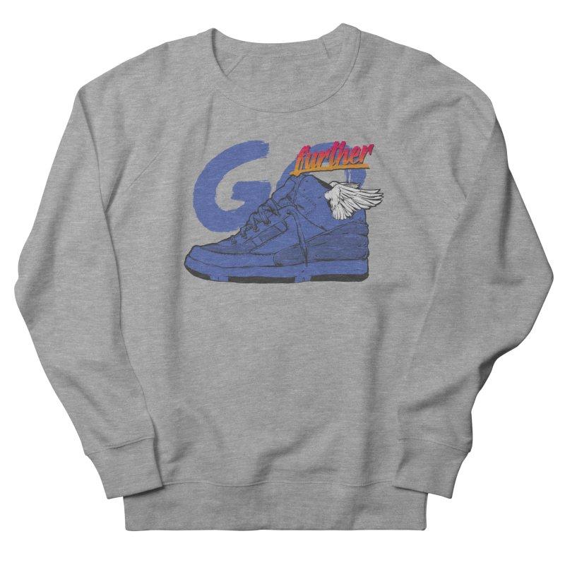Sneaker Women's French Terry Sweatshirt by hafaell's Artist Shop