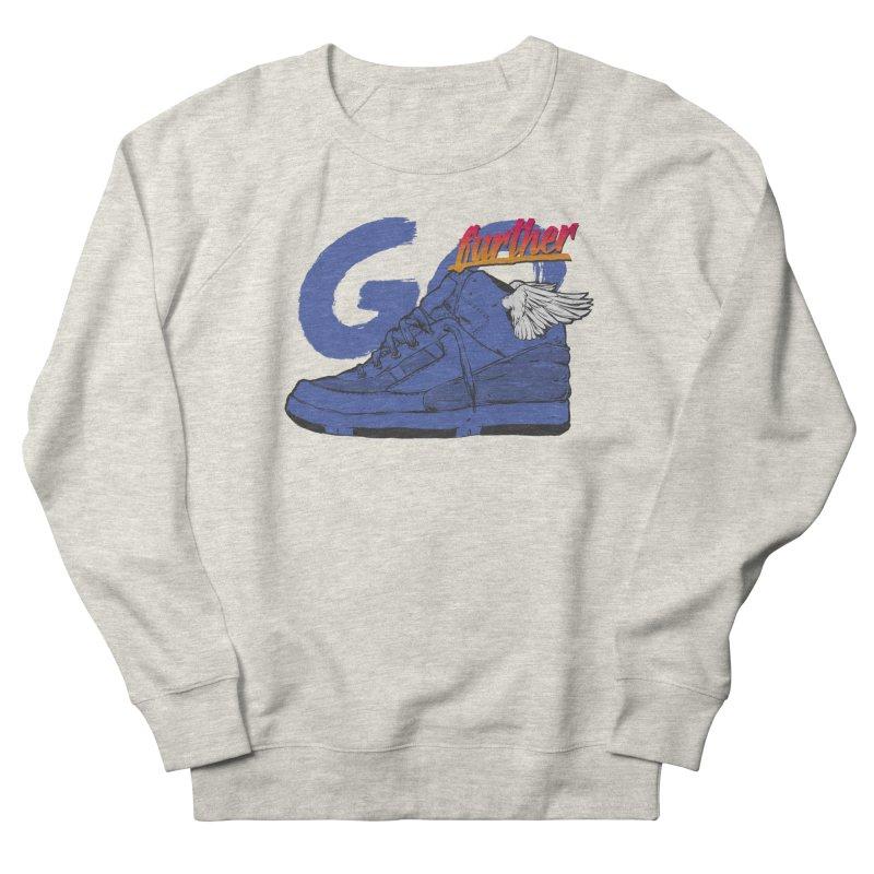 Sneaker Men's French Terry Sweatshirt by hafaell's Artist Shop