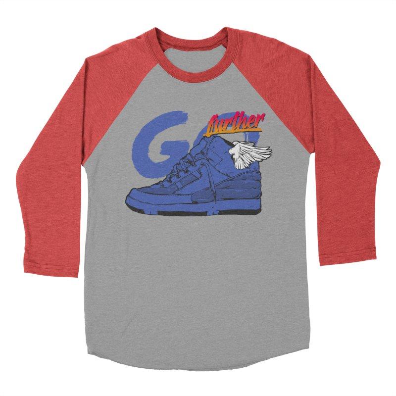 Sneaker Women's Baseball Triblend Longsleeve T-Shirt by hafaell's Artist Shop