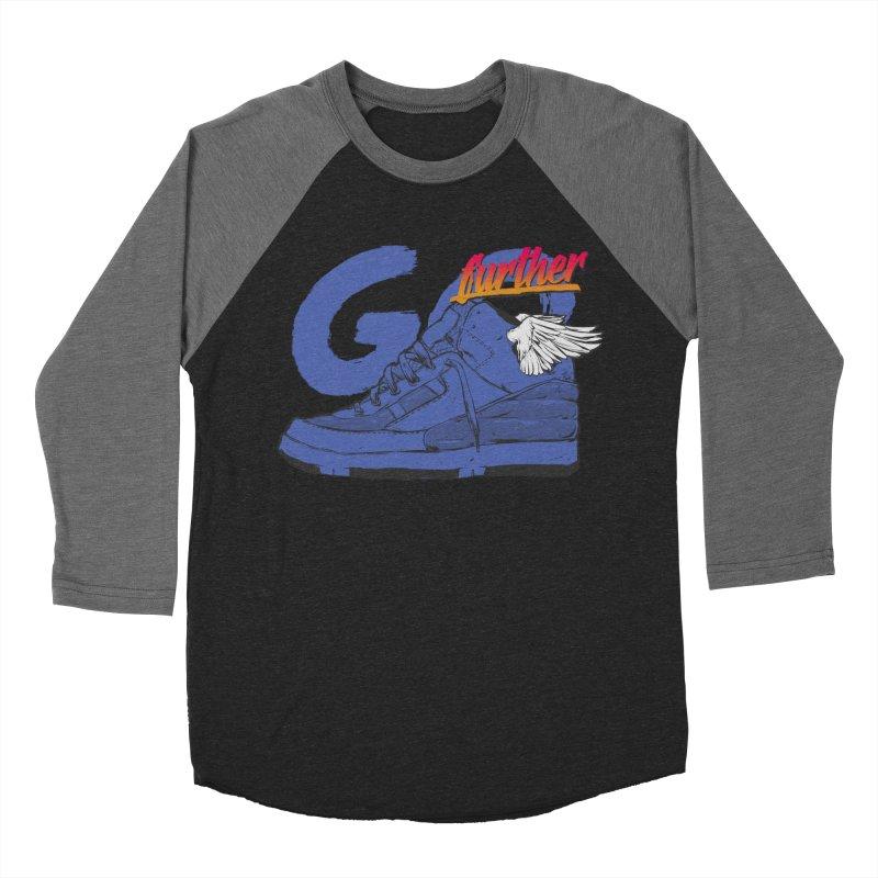 Sneaker Men's Baseball Triblend Longsleeve T-Shirt by hafaell's Artist Shop