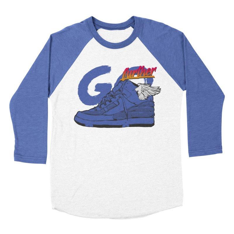 Sneaker Men's Baseball Triblend T-Shirt by hafaell's Artist Shop