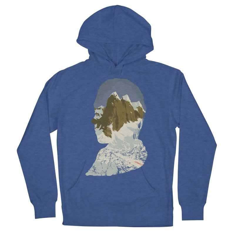Live and Let Die Women's French Terry Pullover Hoody by hafaell's Artist Shop
