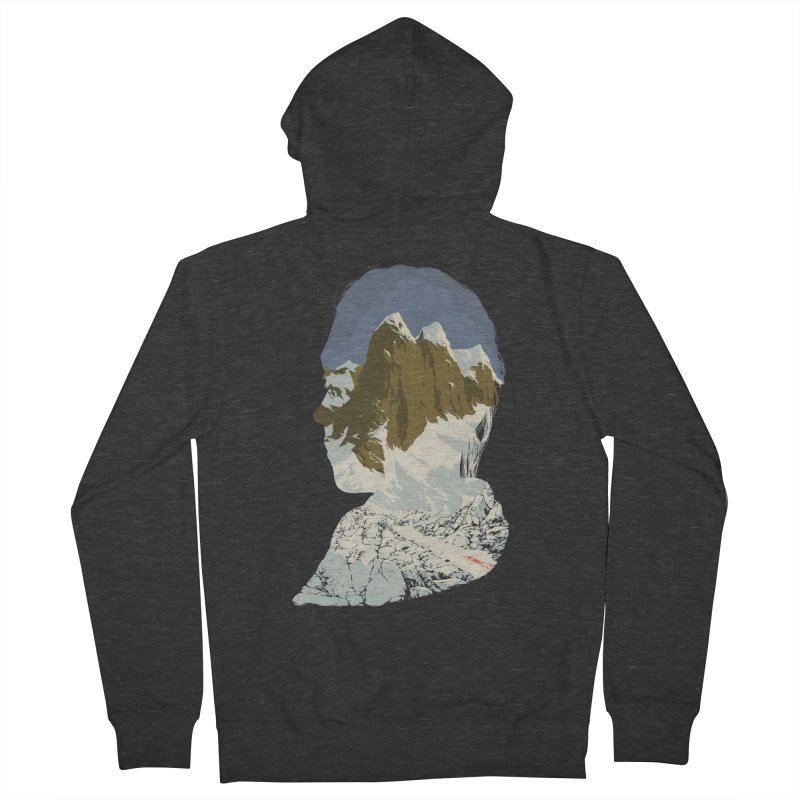 Live and Let Die Women's French Terry Zip-Up Hoody by hafaell's Artist Shop