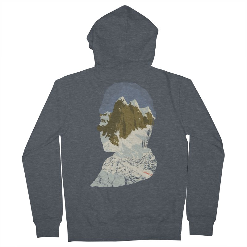 Live and Let Die Women's Zip-Up Hoody by hafaell's Artist Shop