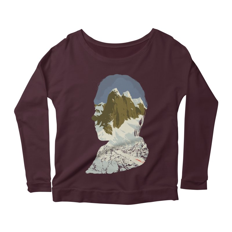 Live and Let Die Women's Scoop Neck Longsleeve T-Shirt by hafaell's Artist Shop