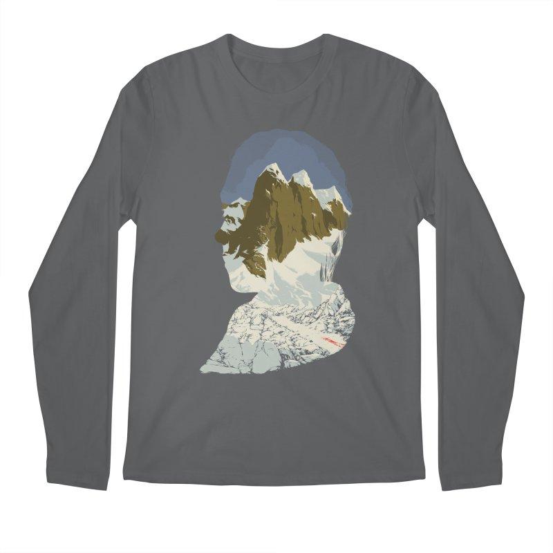 Live and Let Die Men's Regular Longsleeve T-Shirt by hafaell's Artist Shop