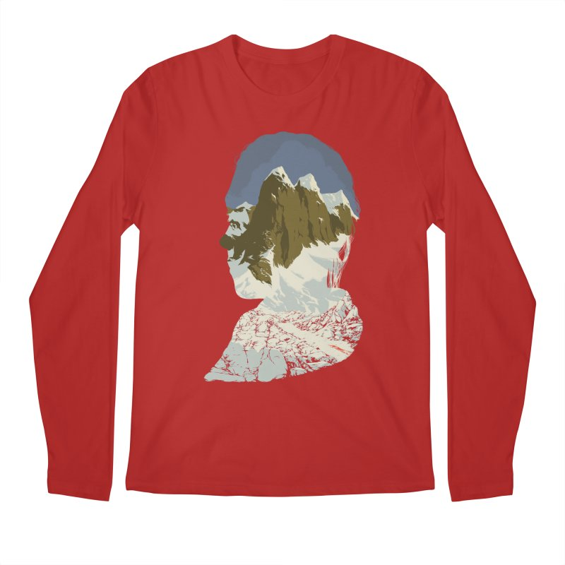 Live and Let Die Men's Longsleeve T-Shirt by hafaell's Artist Shop