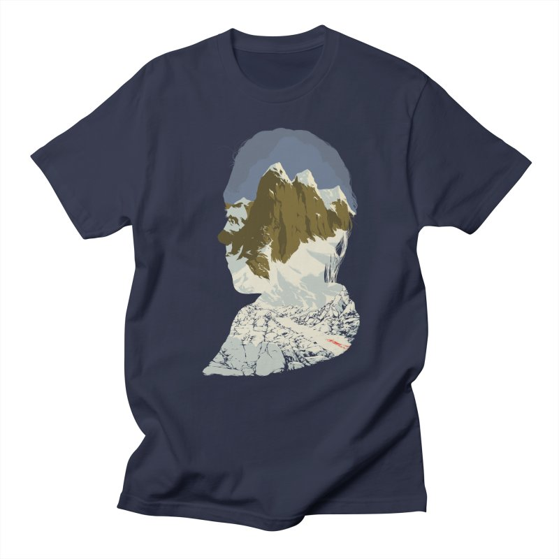 Live and Let Die Men's T-shirt by hafaell's Artist Shop