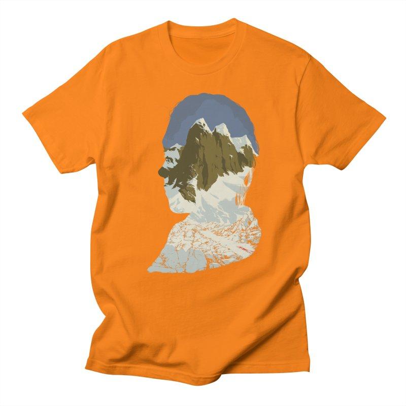 Live and Let Die Men's Regular T-Shirt by hafaell's Artist Shop