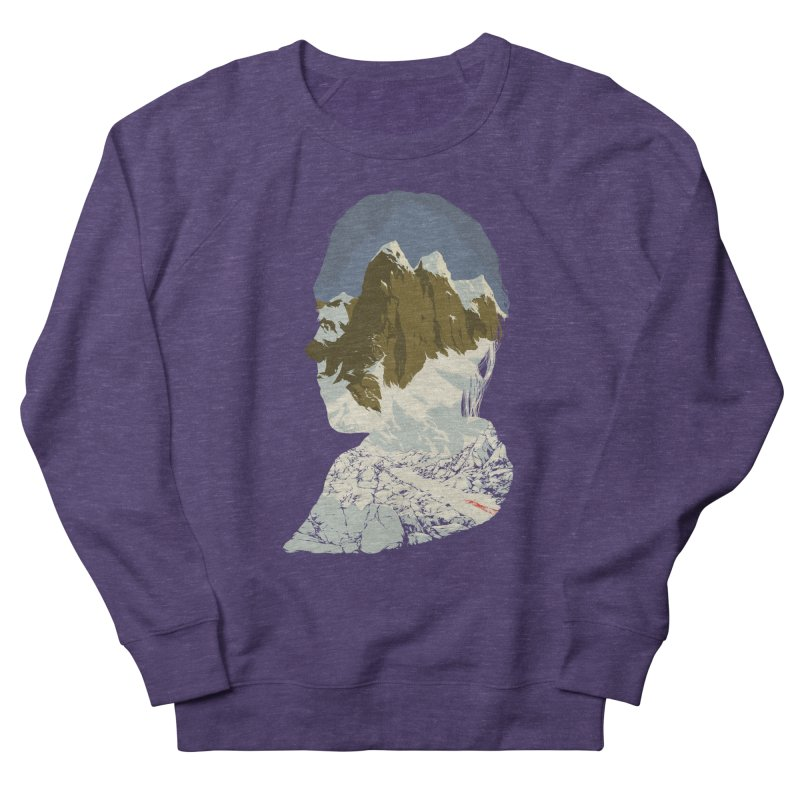 Live and Let Die Women's French Terry Sweatshirt by hafaell's Artist Shop