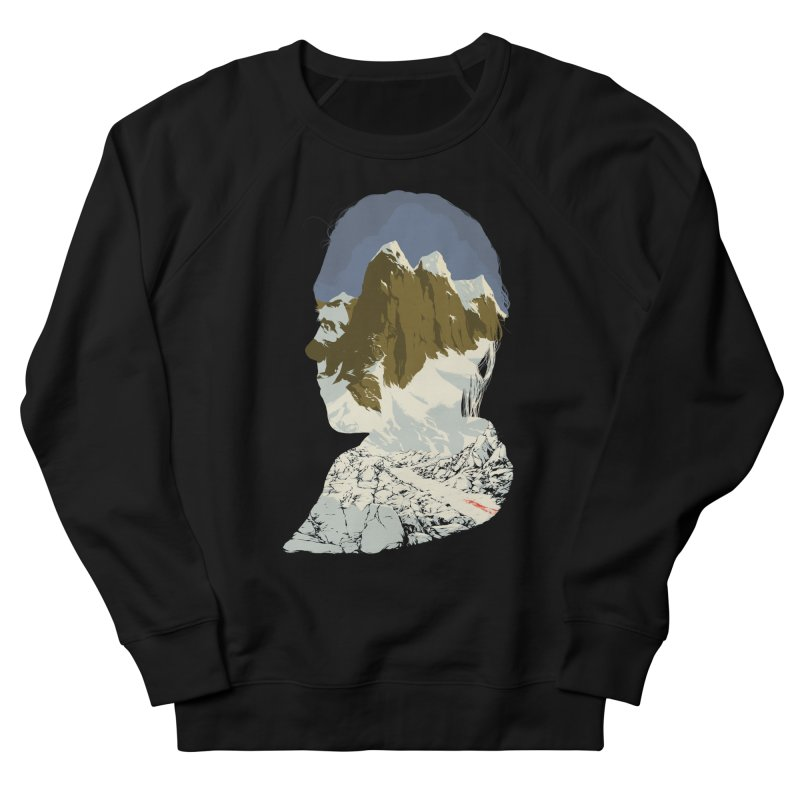 Live and Let Die Men's French Terry Sweatshirt by hafaell's Artist Shop