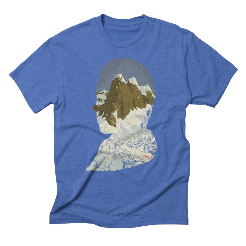 Live and Let Die Men's Triblend T-shirt by hafaell's Artist Shop