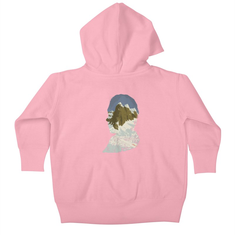 Live and Let Die Kids Baby Zip-Up Hoody by hafaell's Artist Shop
