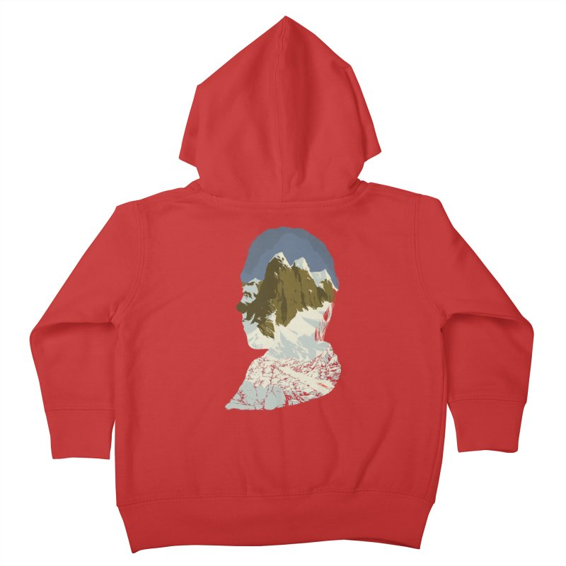 Live and Let Die Kids Toddler Zip-Up Hoody by hafaell's Artist Shop