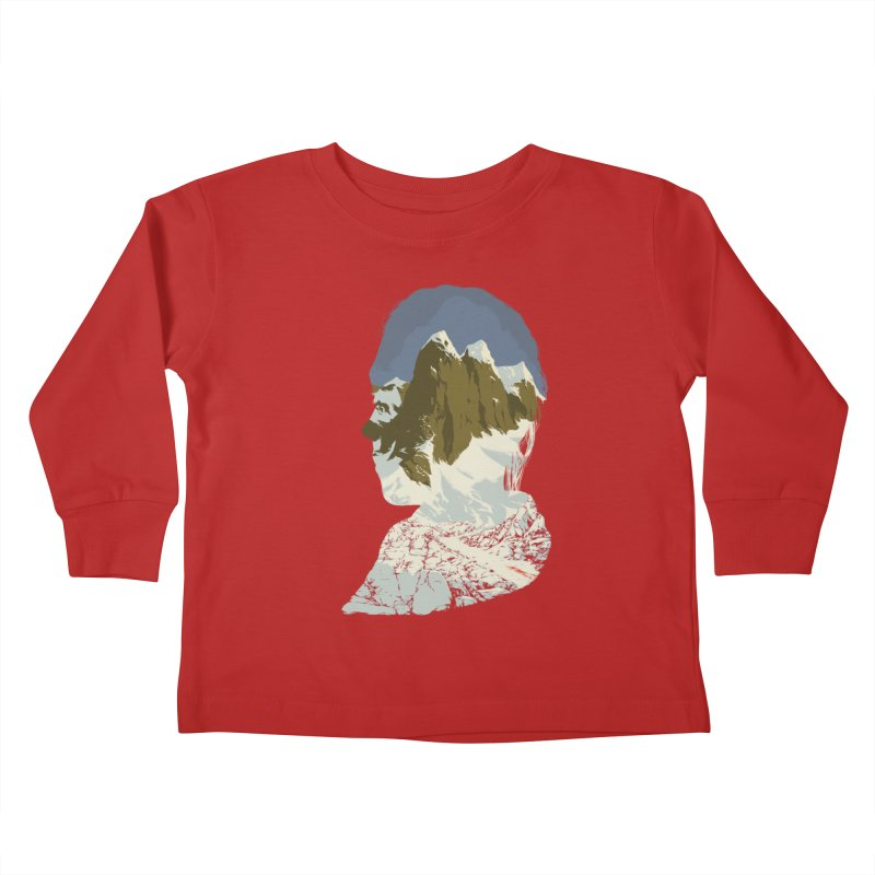 Live and Let Die Kids Toddler Longsleeve T-Shirt by hafaell's Artist Shop