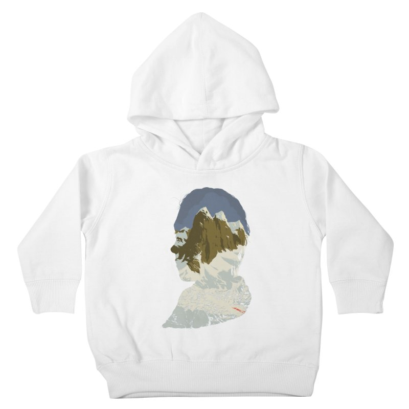 Live and Let Die Kids Toddler Pullover Hoody by hafaell's Artist Shop