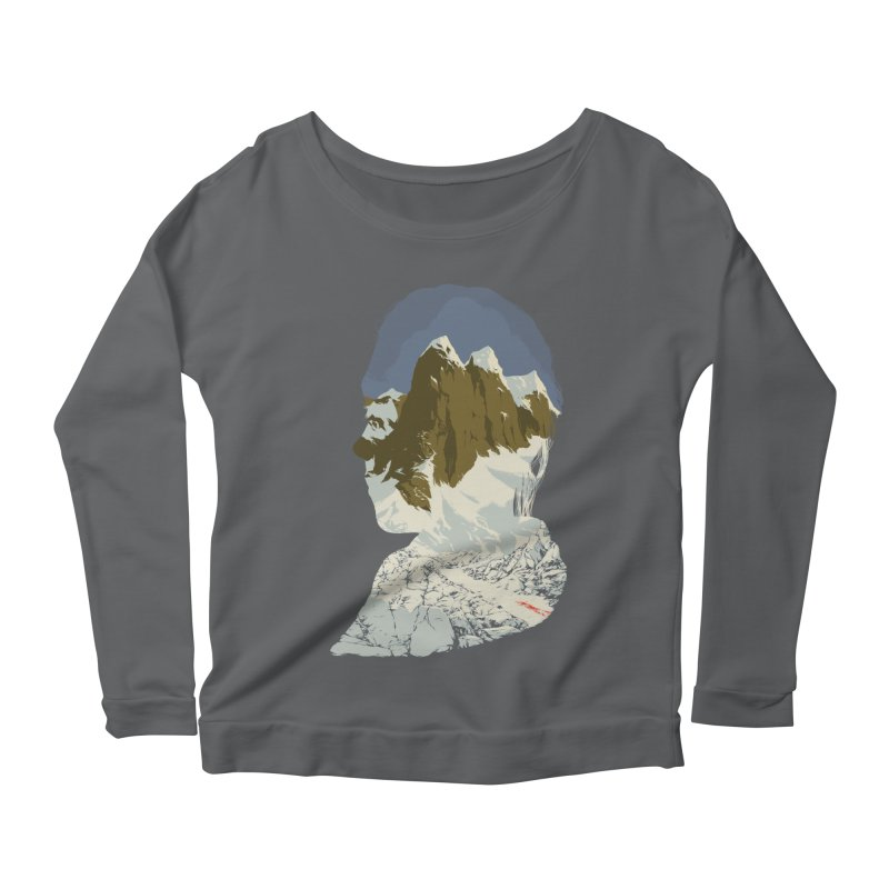 Live and Let Die Women's Longsleeve Scoopneck  by hafaell's Artist Shop