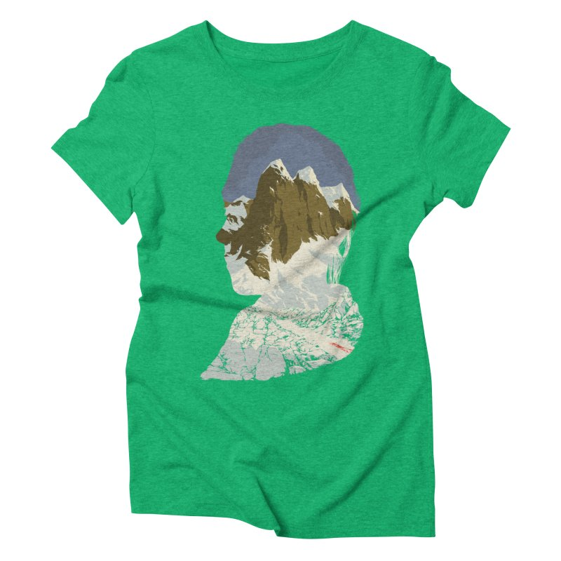 Live and Let Die Women's Triblend T-Shirt by hafaell's Artist Shop