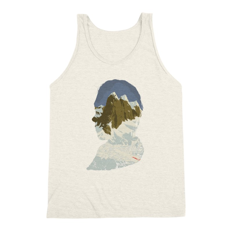 Live and Let Die Men's Triblend Tank by hafaell's Artist Shop