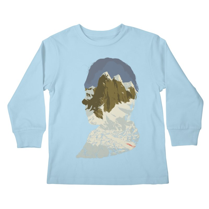 Live and Let Die Kids Longsleeve T-Shirt by hafaell's Artist Shop