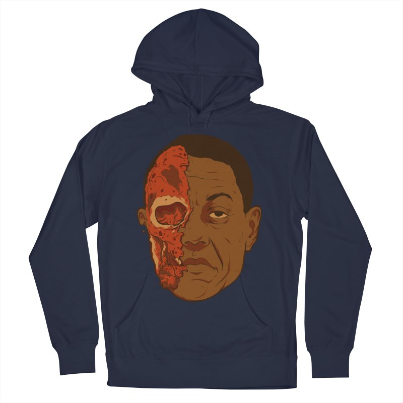 disGUSting Men's French Terry Pullover Hoody by hafaell's Artist Shop