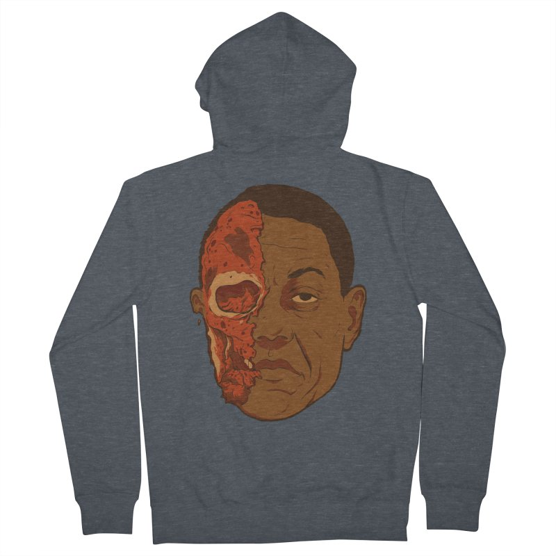 disGUSting Women's French Terry Zip-Up Hoody by hafaell's Artist Shop
