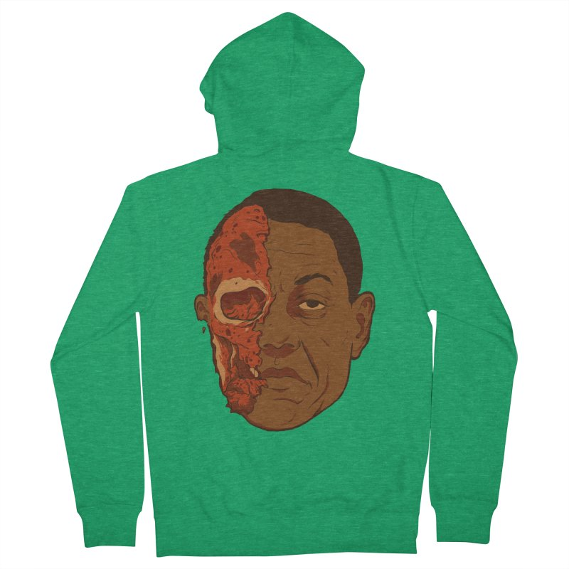 disGUSting Men's Zip-Up Hoody by hafaell's Artist Shop