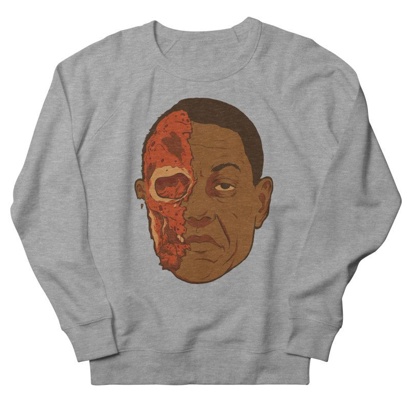 disGUSting Women's French Terry Sweatshirt by hafaell's Artist Shop