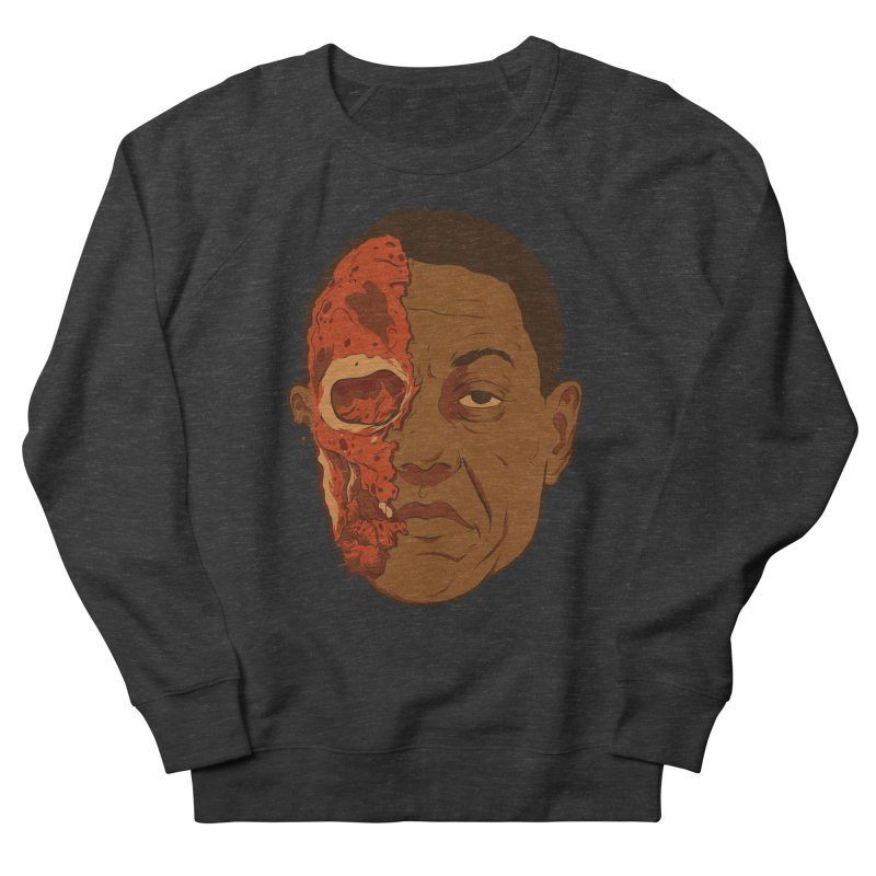 disGUSting Men's French Terry Sweatshirt by hafaell's Artist Shop