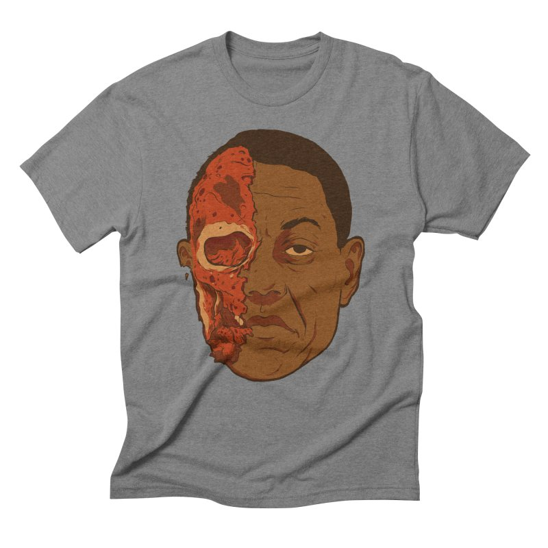 disGUSting Men's Triblend T-Shirt by hafaell's Artist Shop