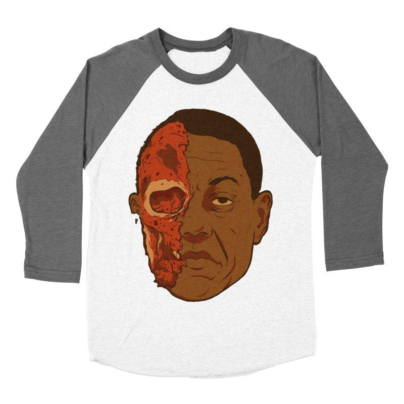 disGUSting Women's Baseball Triblend Longsleeve T-Shirt by hafaell's Artist Shop