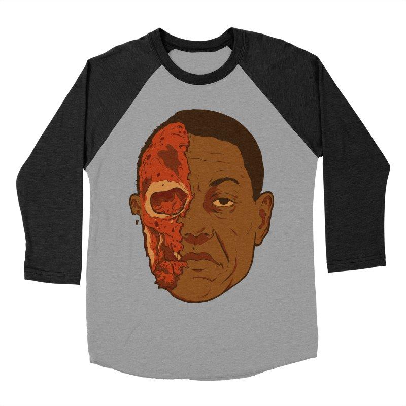 disGUSting Men's Baseball Triblend T-Shirt by hafaell's Artist Shop