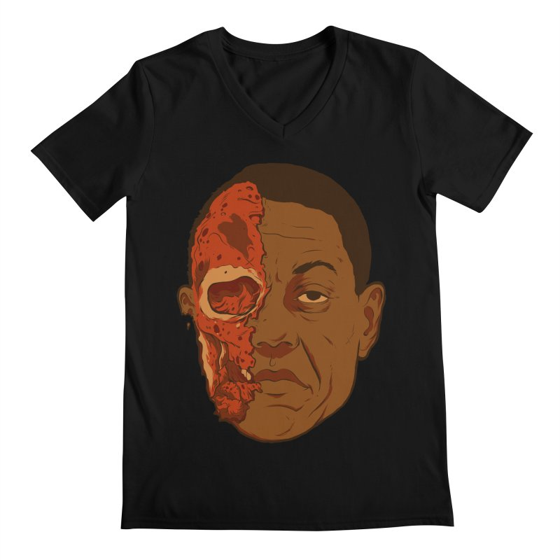 disGUSting Men's V-Neck by hafaell's Artist Shop