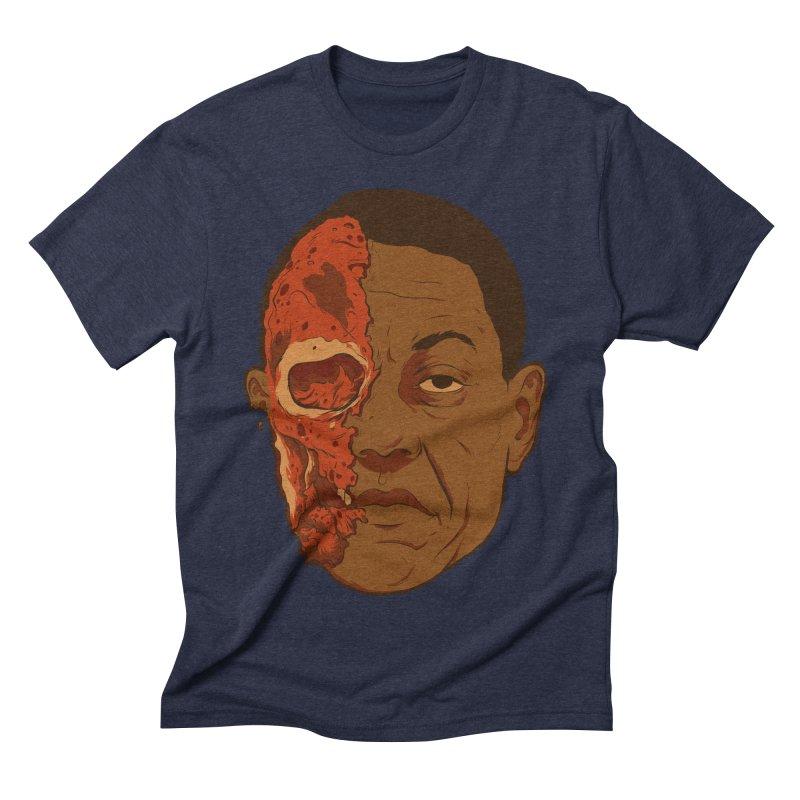 disGUSting Men's Triblend T-shirt by hafaell's Artist Shop