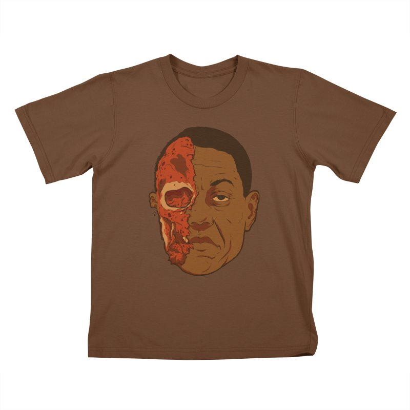 disGUSting Kids T-Shirt by hafaell's Artist Shop
