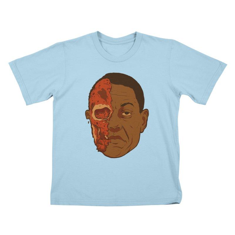 disGUSting Kids T-Shirt by hafaell's Artist Shop