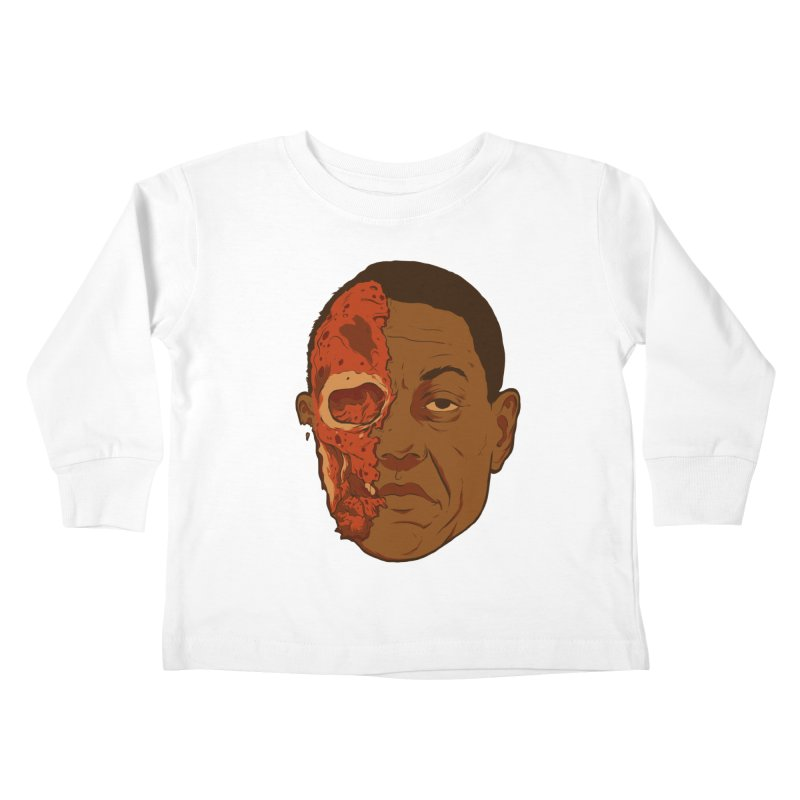 disGUSting Kids Toddler Longsleeve T-Shirt by hafaell's Artist Shop