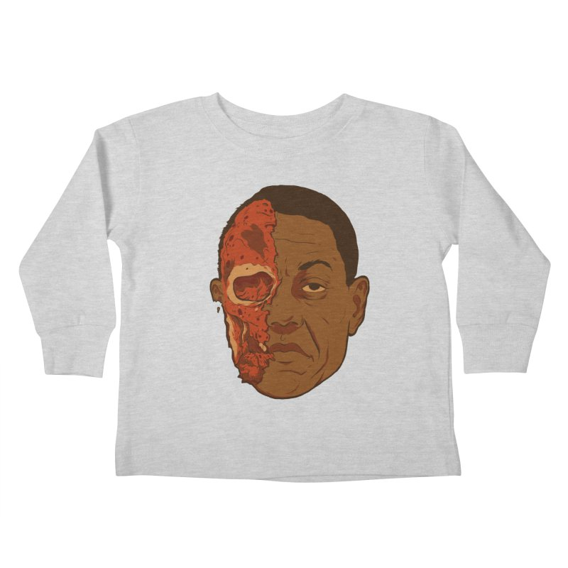 disGUSting Kids Toddler Longsleeve T-Shirt by hafaell's Artist Shop