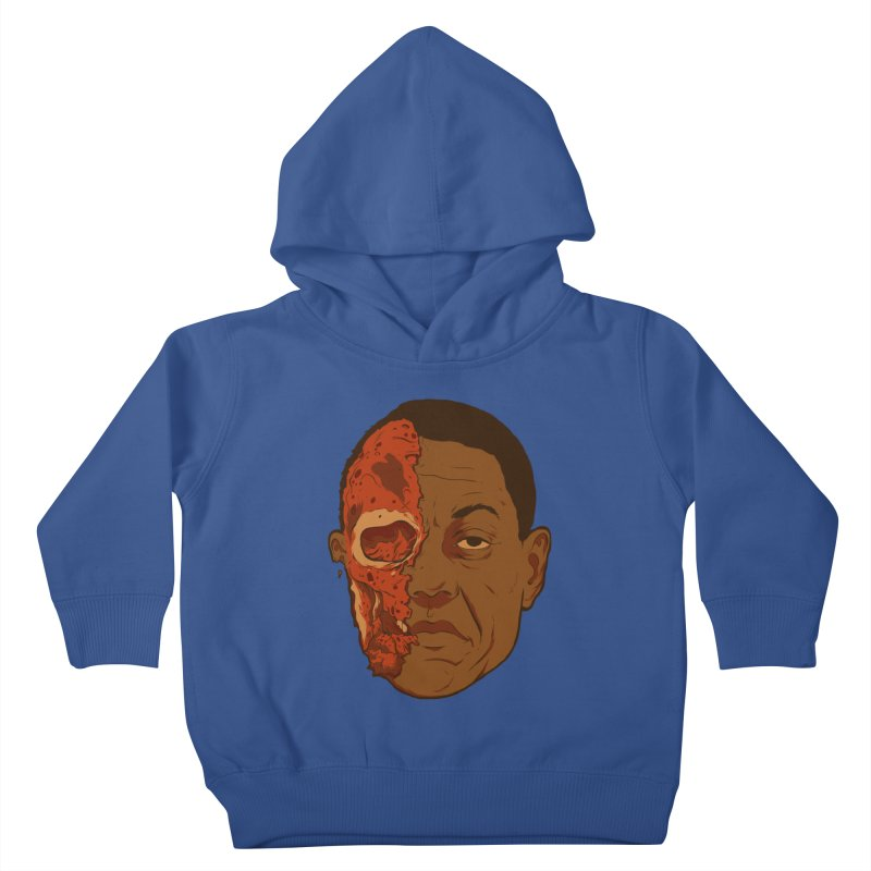 disGUSting Kids Toddler Pullover Hoody by hafaell's Artist Shop