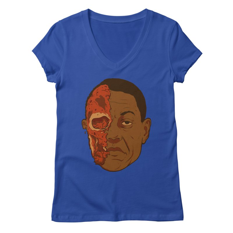 disGUSting Women's V-Neck by hafaell's Artist Shop