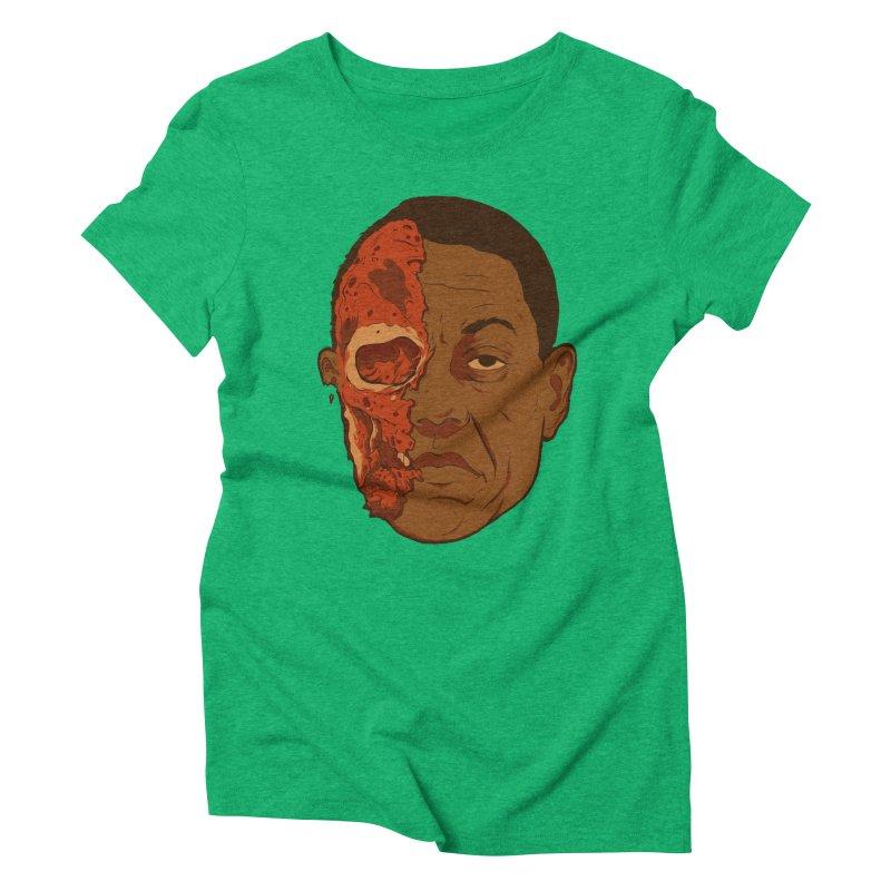 disGUSting Women's Triblend T-shirt by hafaell's Artist Shop