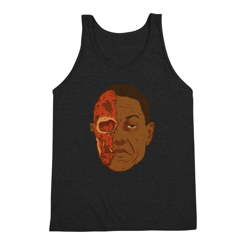 disGUSting Men's Triblend Tank by hafaell's Artist Shop