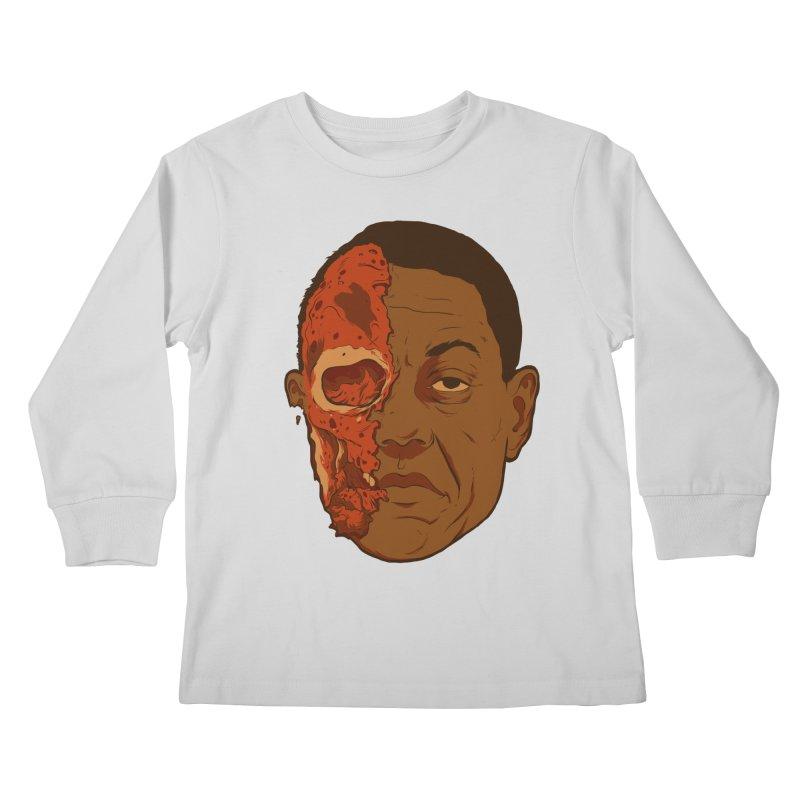 disGUSting Kids Longsleeve T-Shirt by hafaell's Artist Shop