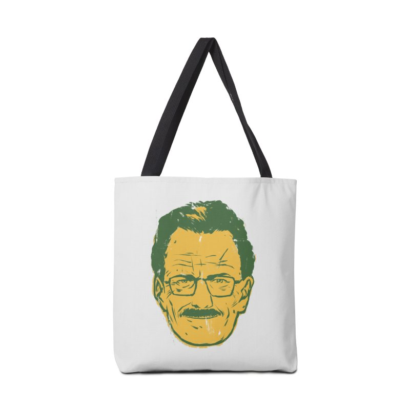 Mr. White Accessories Tote Bag Bag by hafaell's Artist Shop