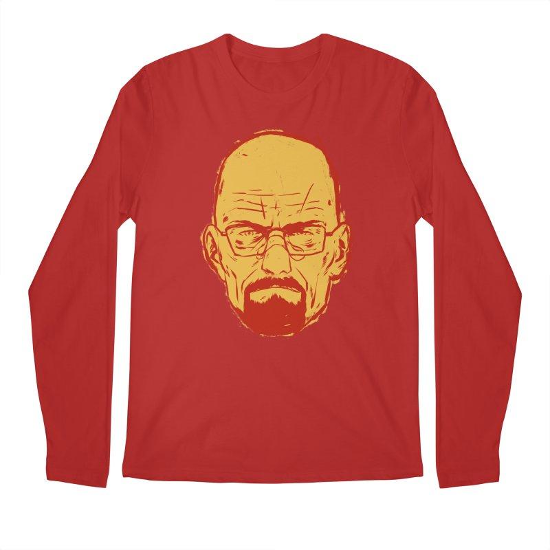 Heinsenberg Men's Longsleeve T-Shirt by hafaell's Artist Shop