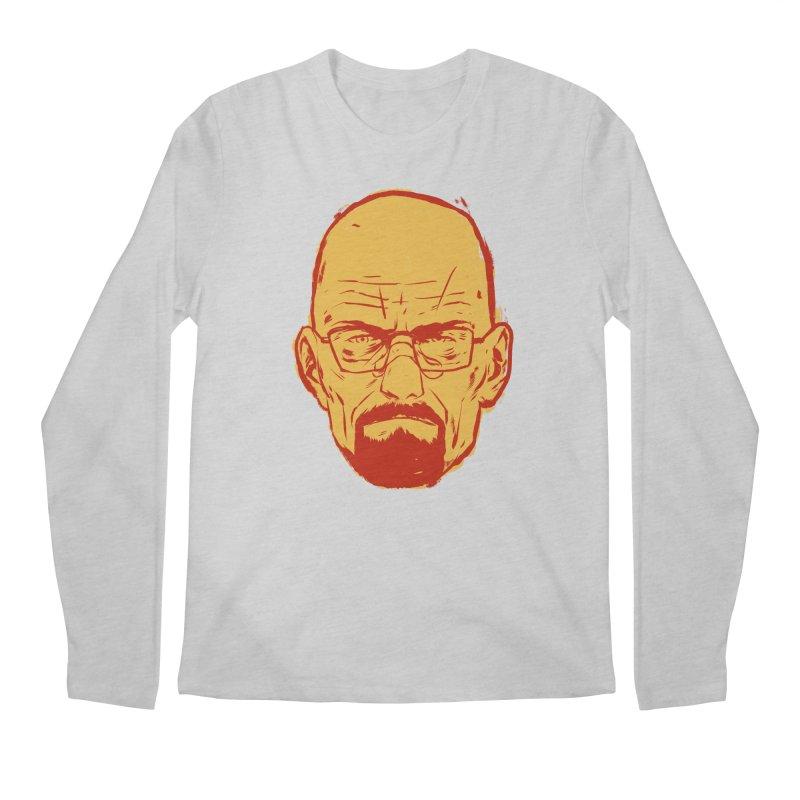 Heinsenberg Men's Regular Longsleeve T-Shirt by hafaell's Artist Shop