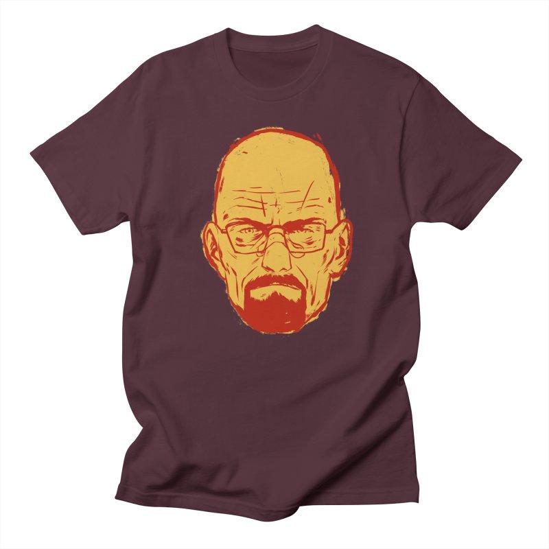 Heinsenberg Men's T-Shirt by hafaell's Artist Shop
