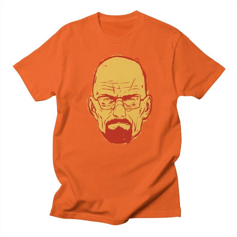Heinsenberg Men's Regular T-Shirt by hafaell's Artist Shop