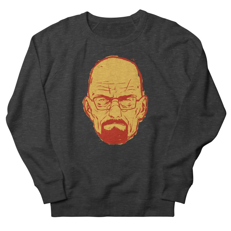 Heinsenberg Men's Sweatshirt by hafaell's Artist Shop