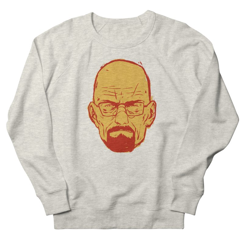 Heinsenberg Men's Sweatshirt by hafaell's Artist Shop